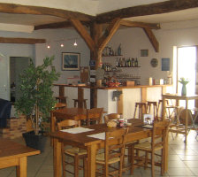 Gîte l'Agora: Bar Salle à Manger