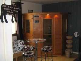 Chambres d'hôtes - Salle de détente avec Sauna